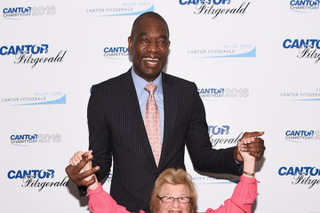Ruth Westheimer Annual Charity Day Hosted By Cantor Fitzgerald, BGC and GFI - Cantor Fitzgerald Office - Inside