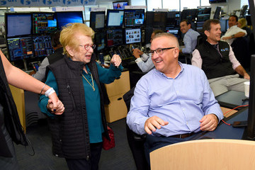 Ruth Westheimer Annual Charity Day Hosted By Cantor Fitzgerald, BGC, And GFI - GFI Office - Inside