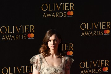 Ruth Wilson The Olivier Awards 2017 - Red Carpet Arrivals