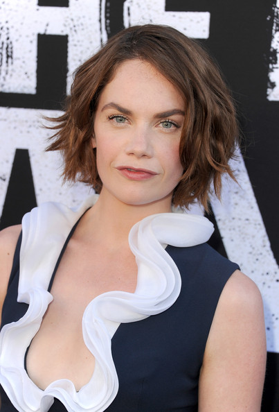 Ruth Wilson Actress Arrives At The Premiere Of Walt Disney