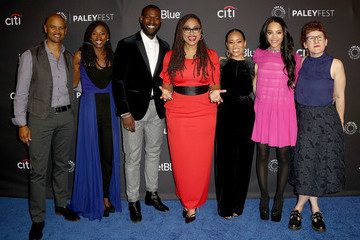 Rutina Wesley Kofi Siriboe The Paley Center For Media's 35th Annual PaleyFest Los Angeles - 'Queen Sugar' - Arrivals