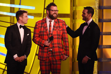 Rutledge Wood NASCAR Sprint Cup Series Awards - Show
