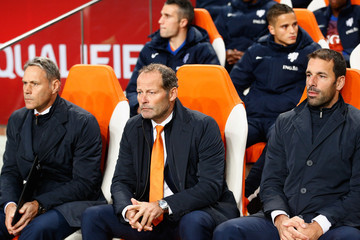 Ruud van Nistelrooy Netherlands v Czech Republic - UEFA EURO 2016 Qualifier