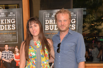 Ry Russo-Young Colin Spoelman 'Drinking Buddies' Screening in Brooklyn