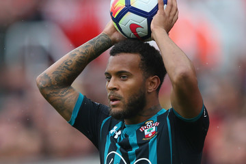 Ryan Bertrand Stoke City v Southampton - Premier League