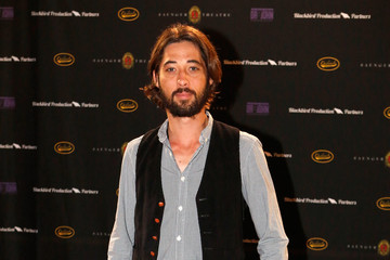 Ryan Bingham The Musical Mojo of Dr. John: A Celebration Of Mac & His Music - Arrivals