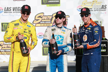 Ryan Blaney Monster Energy NASCAR Cup Series SouthPoint 400