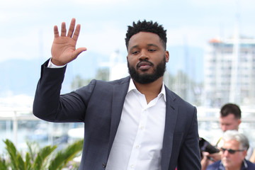 Ryan Coogler Instant View - The 71st Annual Cannes Film Festival