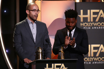 Ryan Coogler Nate Moore 22nd Annual Hollywood Film Awards - Show