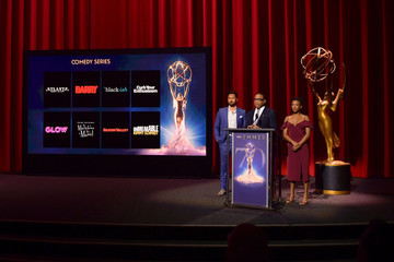 Ryan Eggold 70th Emmy Awards Nominations Announcement