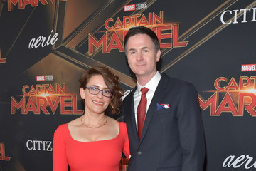 Ryan Fleck Marvel Studios 'Captain Marvel' Premiere - Red Carpet