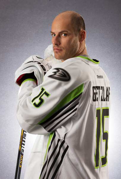 Ryan+Getzlaf+2015+Honda+NHL+Star+Portrai