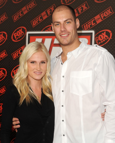 Ryan Getzlaf with beautiful, Wife Paige Getzlaf
