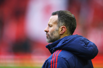 Ryan Giggs Liverpool v Manchester United - Premier League