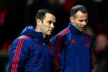 Ryan Giggs Manchester United v Southampton - Premier League