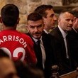 Ryan Giggs Funeral For Former Football Player And Coach Eric Harrison MBE