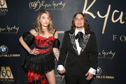 """Paris Jackson and Prince Jackson attend the Ryan Gordy Foundation """"60 Years of Motown"""" Celebration at the Waldorf Astoria Beverly Hills on November 11, 2019 in Beverly Hills, California."""