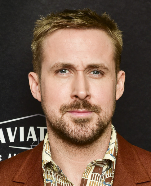 22nd Annual Hollywood Film Awards - Press Room [hair,facial hair,beard,chin,moustache,hairstyle,eyebrow,forehead,jaw,neck,ryan gosling,22nd annual hollywood film awards - press room,press room,beverly hills,california,annual hollywood film awards]