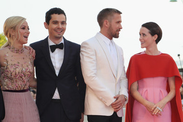 Ryan Gosling Damien Chazelle 'First Man' Premiere, Opening Ceremony And Lifetime Achievement Award To Vanessa Redgrave Red Carpet Arrivals - 75th Venice Film Festival