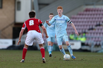 Ryan Hayes Coventry City U21 v Nottingham Forest U21