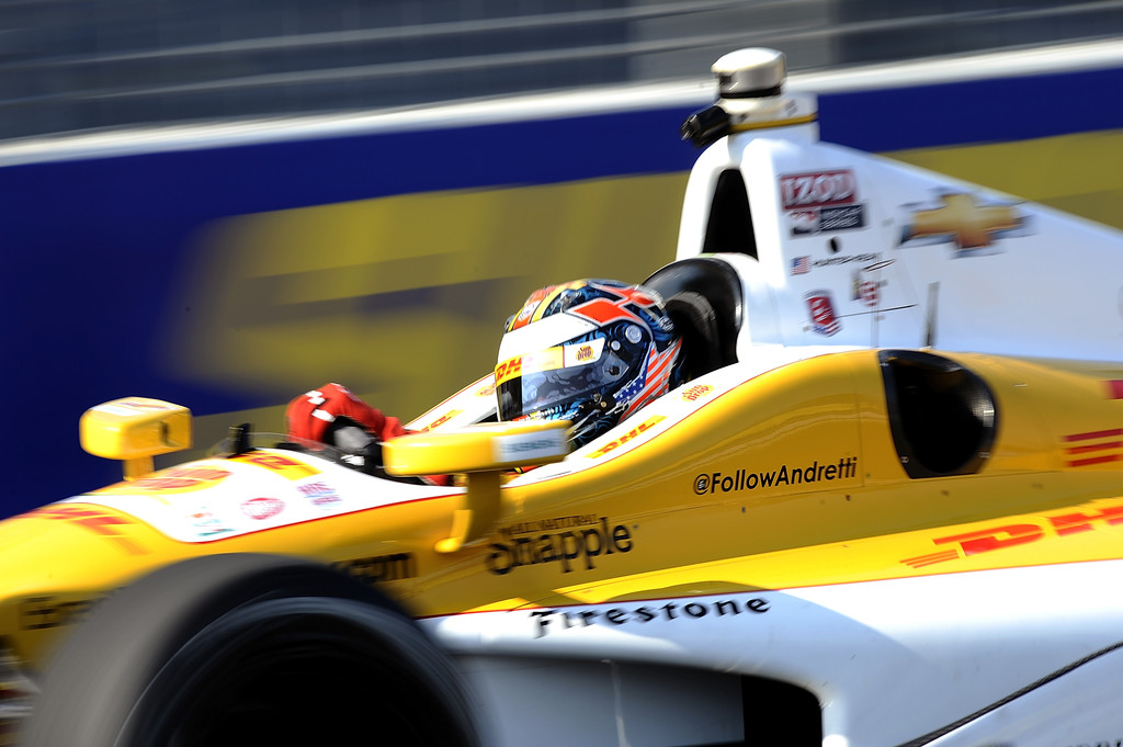 Ryan Hunter-Reay - Grand Prix of Baltimore - Day 1