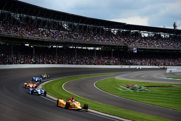 Ryan Hunter-Reay 101st Indianapolis 500