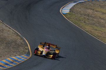 Ryan Hunter-Reay GoPro Grand Prix of Sonoma - Day 2