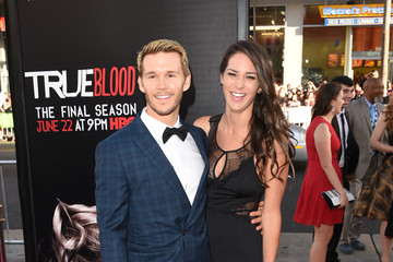 Ryan Kwanten with girlfriend Ashley Sisino