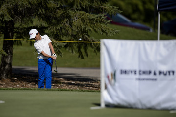 Ryan Lee The Drive, Chip and Putt Championship - Hazeltine National Golf Club
