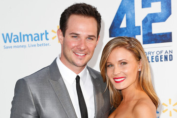Ryan Merriman '42' Premieres in Hollywood 2