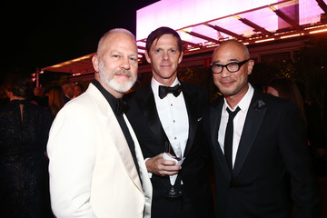Ryan Murphy Cliff Fong 2018 LACMA Art + Film Gala Honoring Catherine Opie And Guillermo Del Toro Presented By Gucci - Inside
