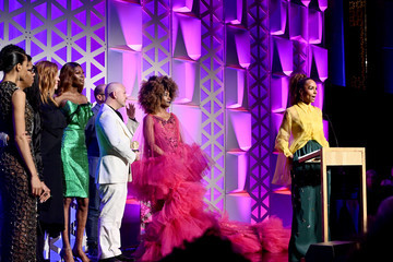 Ryan Murphy Janet Mock 78th Annual Peabody Awards Ceremony Sponsored By Mercedes-Benz - Inside