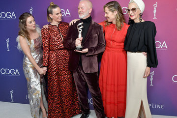 Ryan Murphy Lou Eyrich 21st CDGA (Costume Designers Guild Awards) - Backstage And Green Room