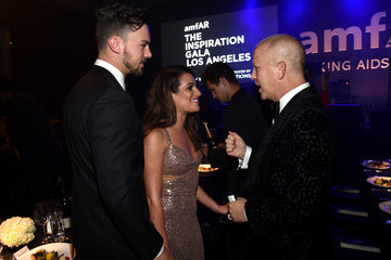 Ryan Murphy amfAR Inspiration Los Angeles Dinner