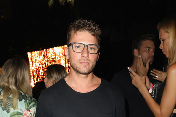 Ryan Phillippe 2018 Sports Illustrated Swimsuit At PARAISO During Miami Swim Week, W South Beach - Red Carpet & Front Row