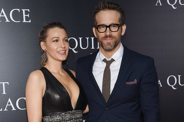 Ryan Reynolds 'A Quiet Place' New York Premiere