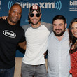 Ryan Sampson SiriusXM's 'The Morning Mash Up' Broadcasts Backstage Leading Up To The Billboard Music Awards