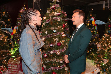 Ryan Seacrest 102.7 KIIS FM's Jingle Ball - BACKSTAGE