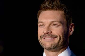 Ryan Seacrest Burberry 'London In Los Angeles' Event - Red Carpet