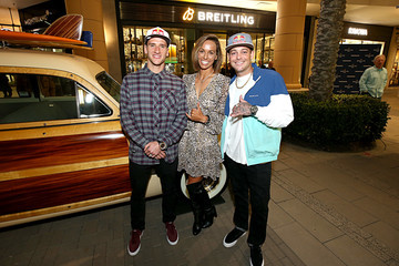 Ryan Sheckler Sally Fitzgibbons 2020 Getty Entertainment - Social Ready Content
