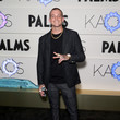 Ryan Sheckler Night One At Palms Casino Resort's KAOS Dayclub & Nightclub With Travis Scott And Skrillex For Grand Opening Weekend