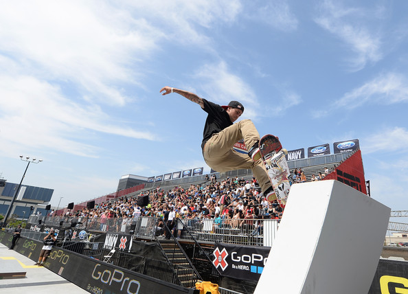 X Games in Los Angeles, California