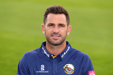 Ryan Ten Doeschate Essex CCC Photocall
