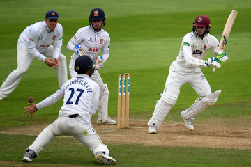 Ryan Ten Doeschate Somerset vs. Essex - Specsavers County Championship: Division One