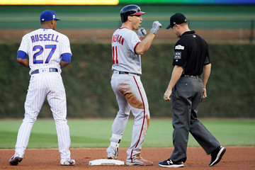 Ryan Zimmerman Divisional Round - Washington Nationals v Chicago Cubs - Game Three
