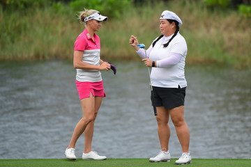 Ryann O'Toole Blue Bay LPGA - Day 1
