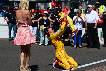 Ryden Hunter-Reay 98th Indianapolis 500