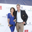 Ryk Neethling Sentebale Royal Salute Polo Cup in Cape Town with Prince Harry - Red Carpet