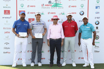S S P Chawrasia Hero Indian Open - Previews