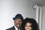 (L-R) Courtney B. Vance and Wé McDonald attend the SAG-AFTRA Foundation's 4th Annual Patron of the Artists Awards at Wallis Annenberg Center for the Performing Arts on November 07, 2019 in Beverly Hills, California.